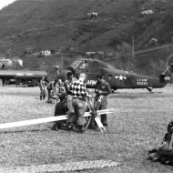 Anno  1966 – Ristrutturazione del Monumento