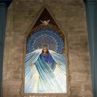 """Il Mosaico """"La Madonna dell'Accoglienza"""""""