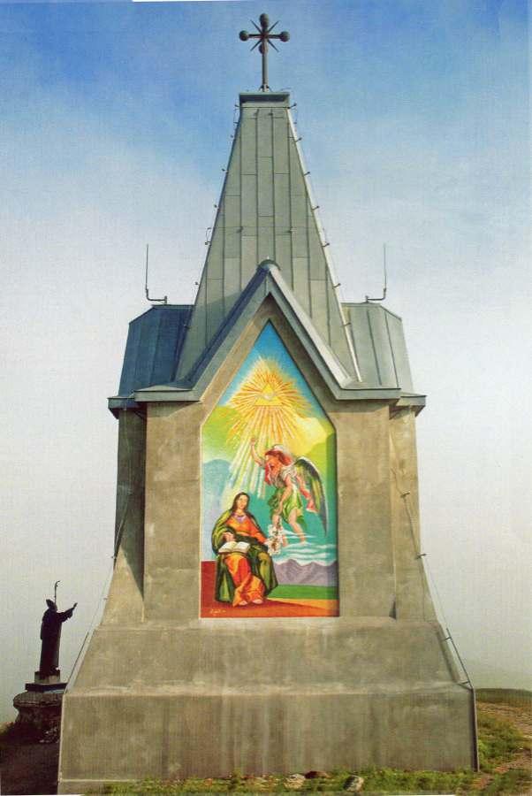Il Mosaico dell'Annunciazione