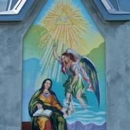 Il Mosaico dell'Annunciazione - Particolare