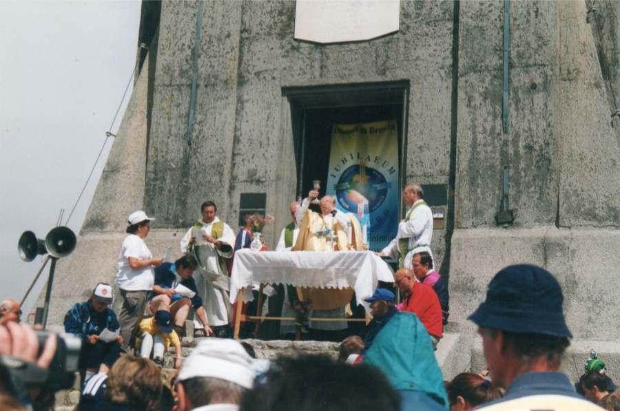 Celebrazione del Giubileo 2000