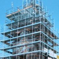 Anno 2005 -  Rifacimento copertura del Monumento