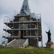 Anno 2002 - Lavori al mosaico