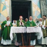 Celebrazione inaugurazione del mosaico