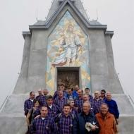 """Al Monumento con il coro della montagna """"INZINO"""""""