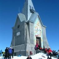 Bivacco al Monumento