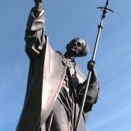 La Statua di Papa Paolo VI